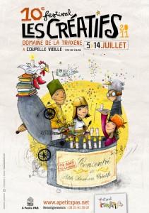 Festival Les Créatifs 10ème édition